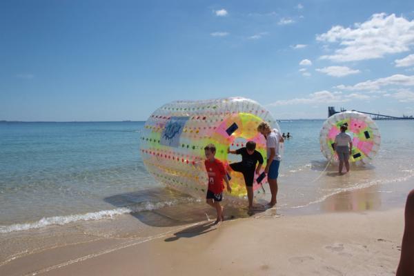 Orb-at-Beach